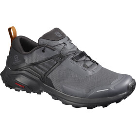 Salomon X Raise Zapatillas Hombre, ebony/black/caramel cafe